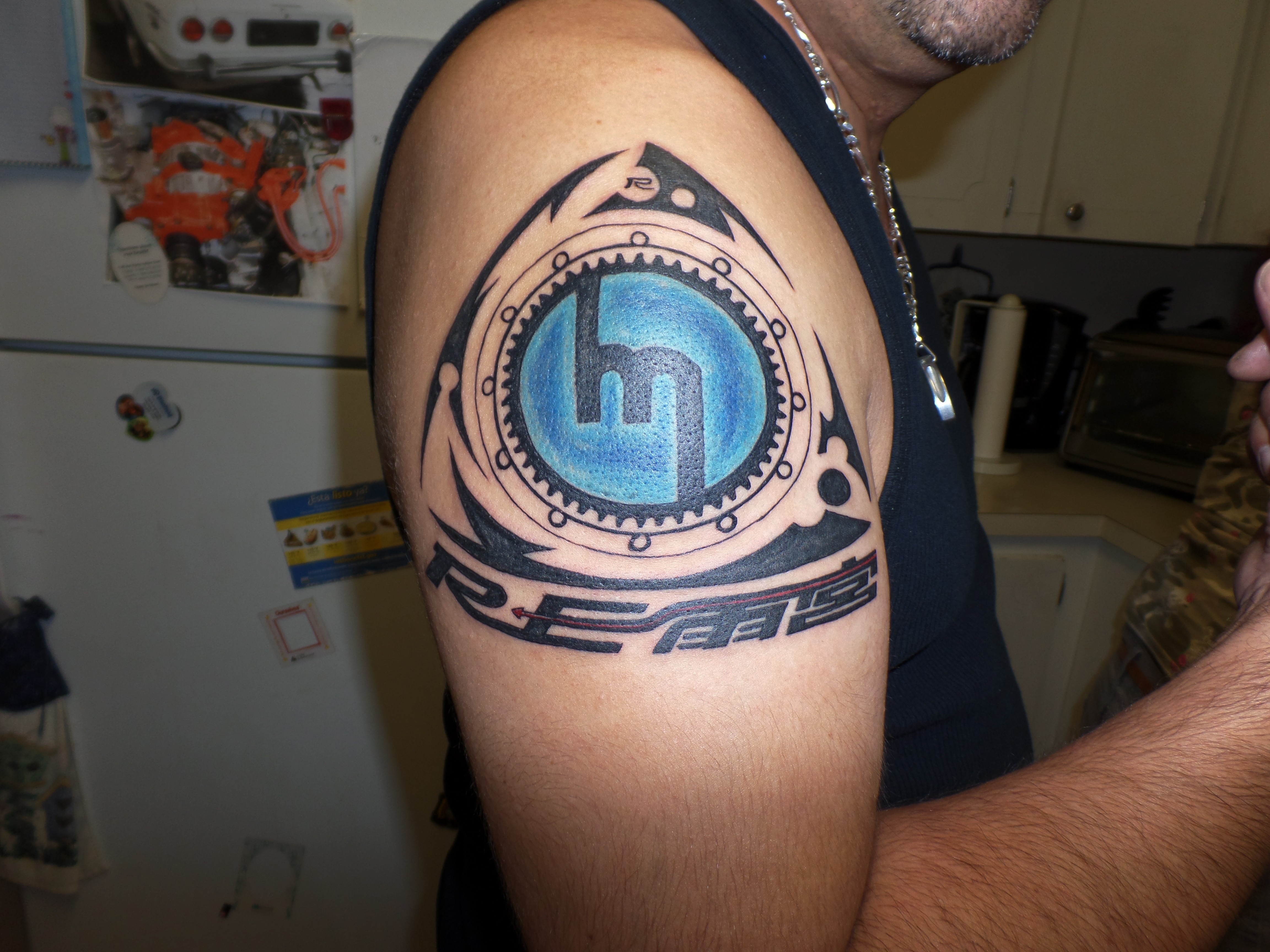 Rotary Engine Tattoo | www.imgkid.com - The Image Kid Has It!